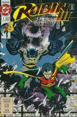 Robin III: Cry of the Huntress #1 Variant A: Direct Edition