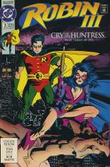 Robin III: Cry of the Huntress #3 Variant A: Standard Edition