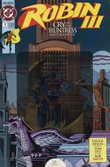 Robin III: Cry of the Huntress #1 Variant B: Collector's Edition; Not Polybagged