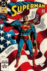 Superman (1987-2006) #53 Variant C: 2nd Printing