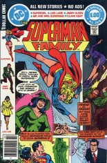 Superman Family (1974-1982) #205 Variant A: Newsstand Edition