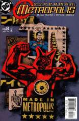Superman: Metropolis #3