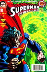 Superman: The Man of Steel (1991-2003) #0 Variant A: Newsstand Edition