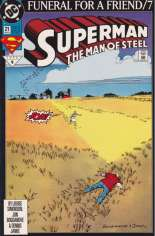 Superman: The Man of Steel (1991-2003) #21
