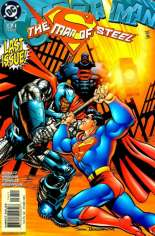 Superman: The Man of Steel (1991-2003) #134