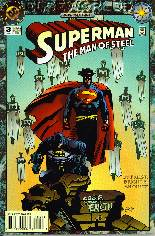Superman: The Man of Steel (1991-2003) #Annual 3 Variant B: Direct Edition