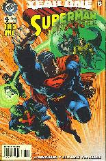 Superman: The Man of Steel (1991-2003) #Annual 4