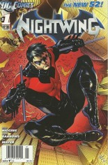 Nightwing (2011-2014) #1 Variant A: Newsstand Edition