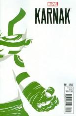 Karnak (2015-2017) #1 Variant B: Baby Cover