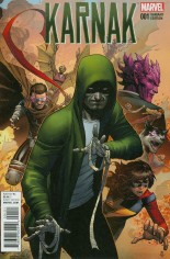 Karnak (2015-2017) #1 Variant G: Incentive Connecting Variant Cover