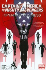 Captain America and the Mighty Avengers (2015) #TP Vol 1