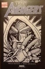 Dark Avengers (2009-2010) #1 Variant I: DF Remarked Edition