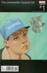 Unbeatable Squirrel Girl (2015-Present) #1 Variant B: Marvel Hip-Hop Variant Cover