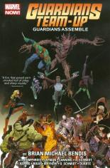 Guardians Team-Up (2015-Present) #TP Vol 1