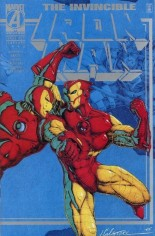 Iron Man (1968-1996) #325 Variant A: Newsstand Edition; Wraparound Cover
