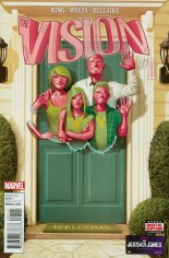 Vision (2016-Present) #1 Variant A