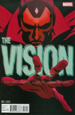 Vision (2016-Present) #1 Variant D: Incentive Variant Cover