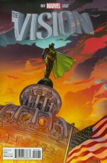 Vision (2016-Present) #1 Variant C: Incentive Artist Variant Cover
