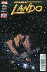 Star Wars: Lando (2015-Present) #3 Variant C: 2nd Printing