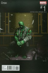 Drax (2016-Present) #1 Variant B: Marvel Hip-Hop Variant Cover