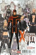Uncanny X-Men (2013-2016) #600 Variant A