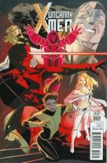 Uncanny X-Men (2013-2016) #600 Variant E: Variant Cover