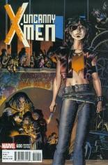 Uncanny X-Men (2013-2016) #600 Variant F: Variant Cover