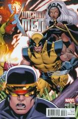 Uncanny X-Men (2013-2016) #600 Variant H: Variant Cover
