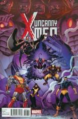 Uncanny X-Men (2013-2016) #600 Variant I: Variant Cover