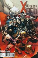 Uncanny X-Men (2013-2016) #600 Variant J: Variant Cover