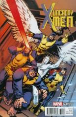 Uncanny X-Men (2013-2016) #600 Variant K: Variant Cover