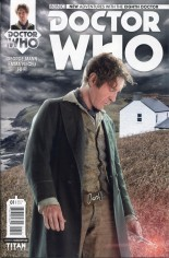 Doctor Who: 8th Doctor #1 Variant B: Subscription Cover