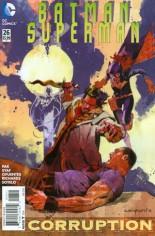 Batman/Superman (2013-2016) #26 Variant A