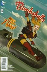 DC Comics Bombshells (2015-2017) #4