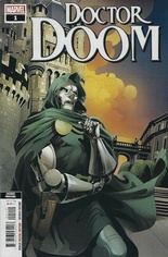 Doctor Doom (2019-2021) #1 Variant G: 2nd Printing Salvadro Larroca Cover