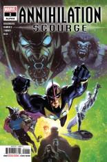 Annihilation Scourge Alpha #1 Variant A