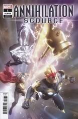 Annihilation Scourge Alpha #1 Variant C