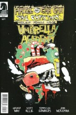 Hazel & Cha Cha Save Christmas: Tales From The Umbrella Academy #1 Variant B