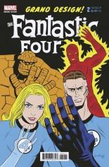 Fantastic Four: Grand Design #2 Variant B
