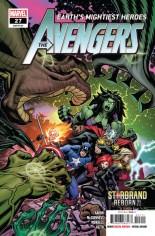 Avengers (2018-2021) #27 Variant A