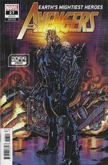 Avengers (2018-2021) #27 Variant B