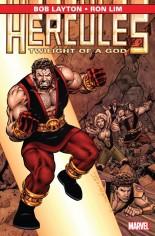 Hercules: Twilight of a God #TP