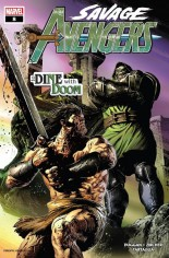 Savage Avengers #8 Variant A