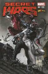 Secret Wars (2015-2016) #7 Variant H: DF ComicXposure Exclusive Variant Cover