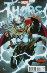 Thors (2015-2016) #4 Variant B: Incentive Variant Cover