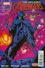 Uncanny Avengers (2015-Present) #2 Variant A