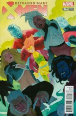 Extraordinary X-Men #2 Variant C: Incentive Variant Cover