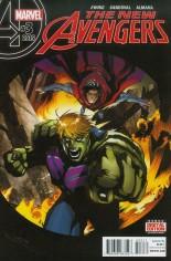 New Avengers (2015-Present) #3 Variant A