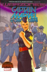 Captain Marvel and The Carol Corps (2015) #TP