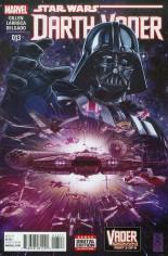 Star Wars: Darth Vader (2015-2016) #13 Variant A